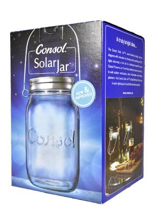 Consol Solar Jar Home Worth