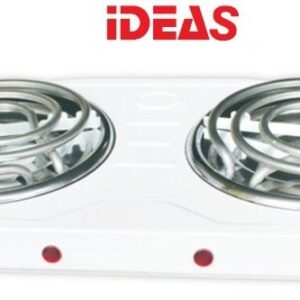 IDEAS DOUBLE SPIRAL HOTPLATE