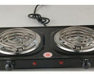ENZER DOUBLE SPIRAL HOT PLATE