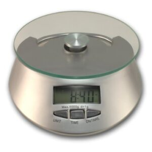 DIGITAL KITCHEN SCALE (BATTERY OPERATED)