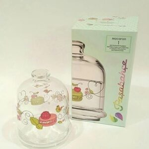 PASABACHE BASIC JAM JAR WITH MACAROON PRINT