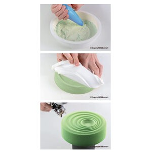 VAGUE SILICONE CAKE MOULD