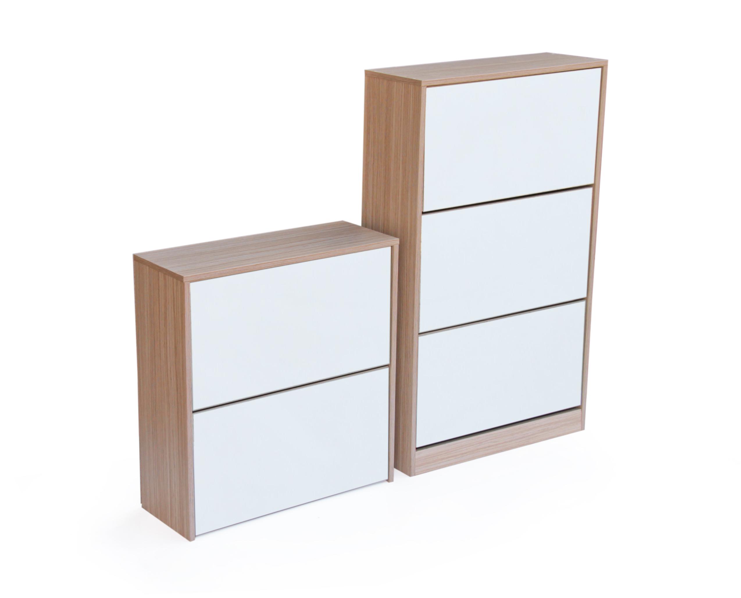 Five Door Double Capacity Shoe Cabinet Homeware