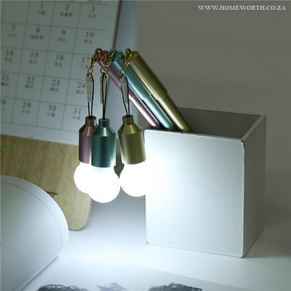 how to make a light pen